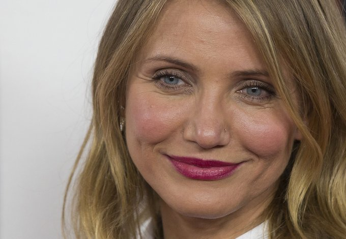 """Happy birthday to the one and only Cameron Diaz (\""""There\s Something About mary\"""")!!! (Reuters)"""