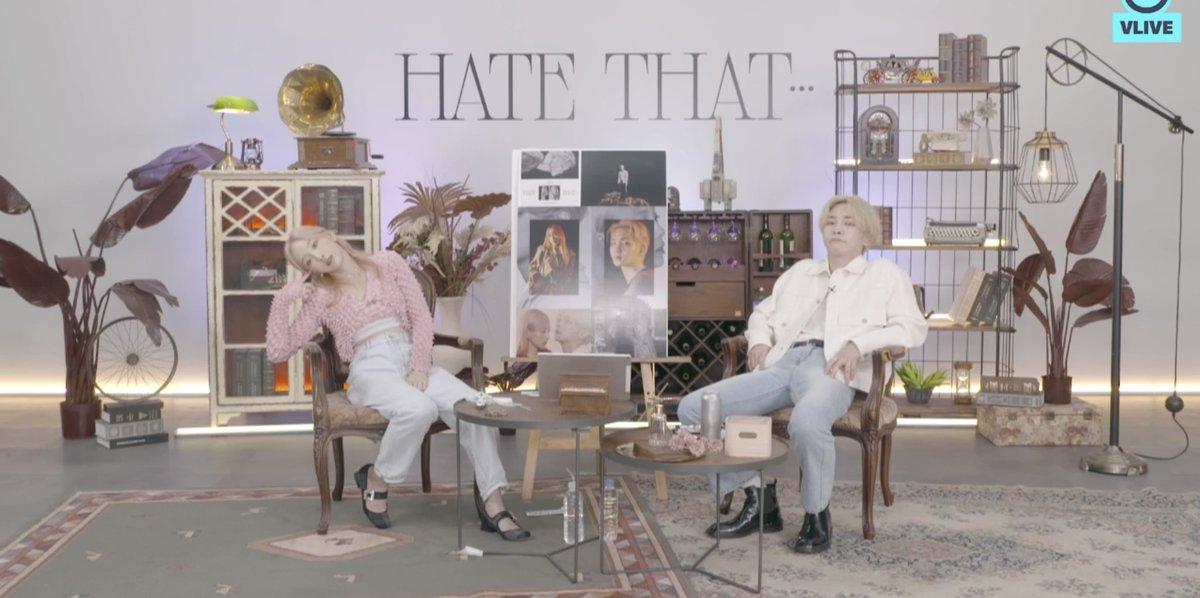 Key 'Hate that…' Countdown Live