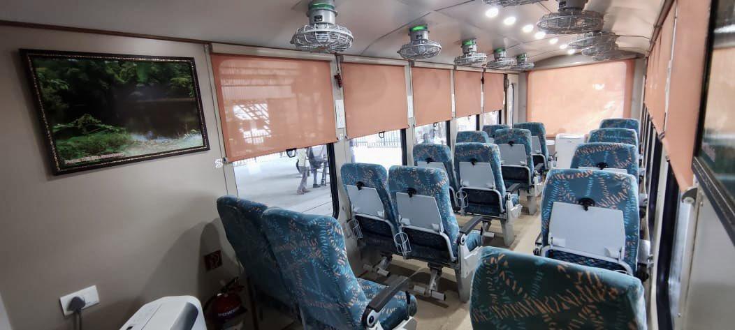 Waghai – Bilimora heritage train service to restart from September 4: Jardosh