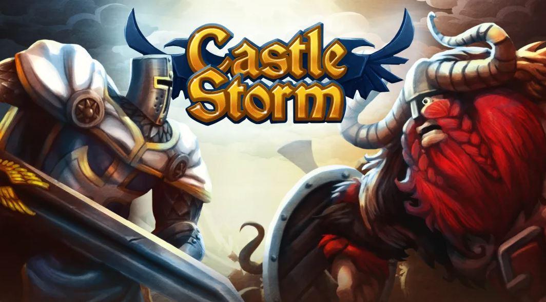 CastleStorm (S) $3.74 via eShop.