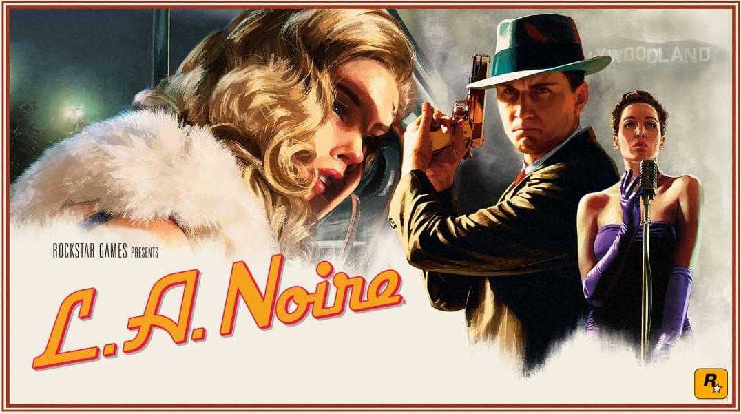 L.A. Noire (S) $24.99 via eShop.
