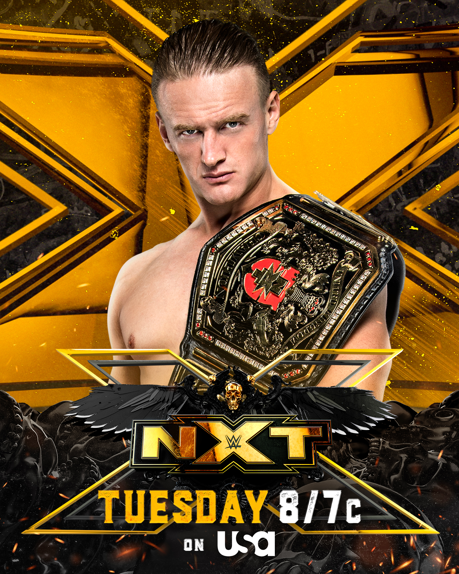 NXT Preview for 8/31/21