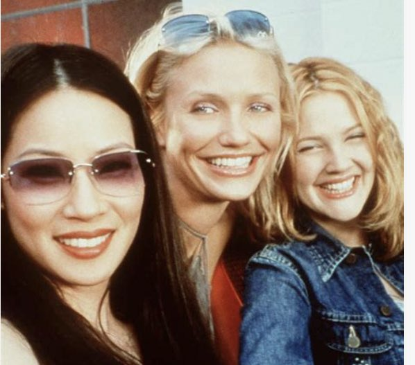 In honor of Cameron Diaz s birthday my top 4 movies of hers . Happy Birthday Legend