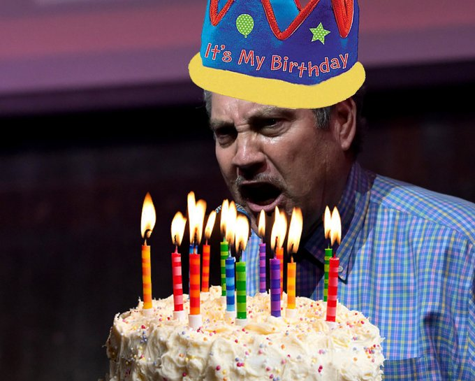 Happy Birthday to big boy
