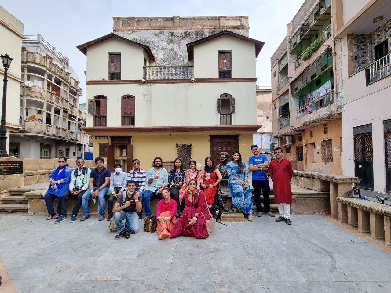 Incredible Ahmedabad Heritage Walk - Explore Ahmedabad