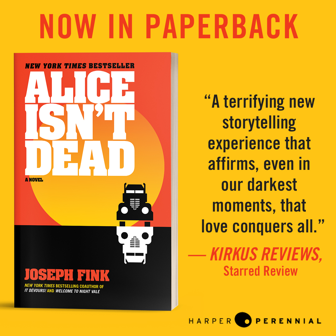Tweets with replies by Alice Isn't Dead AlicePodcast / Twitter