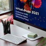 Image for the Tweet beginning: The #virtualdrupa #WebSessions will continue