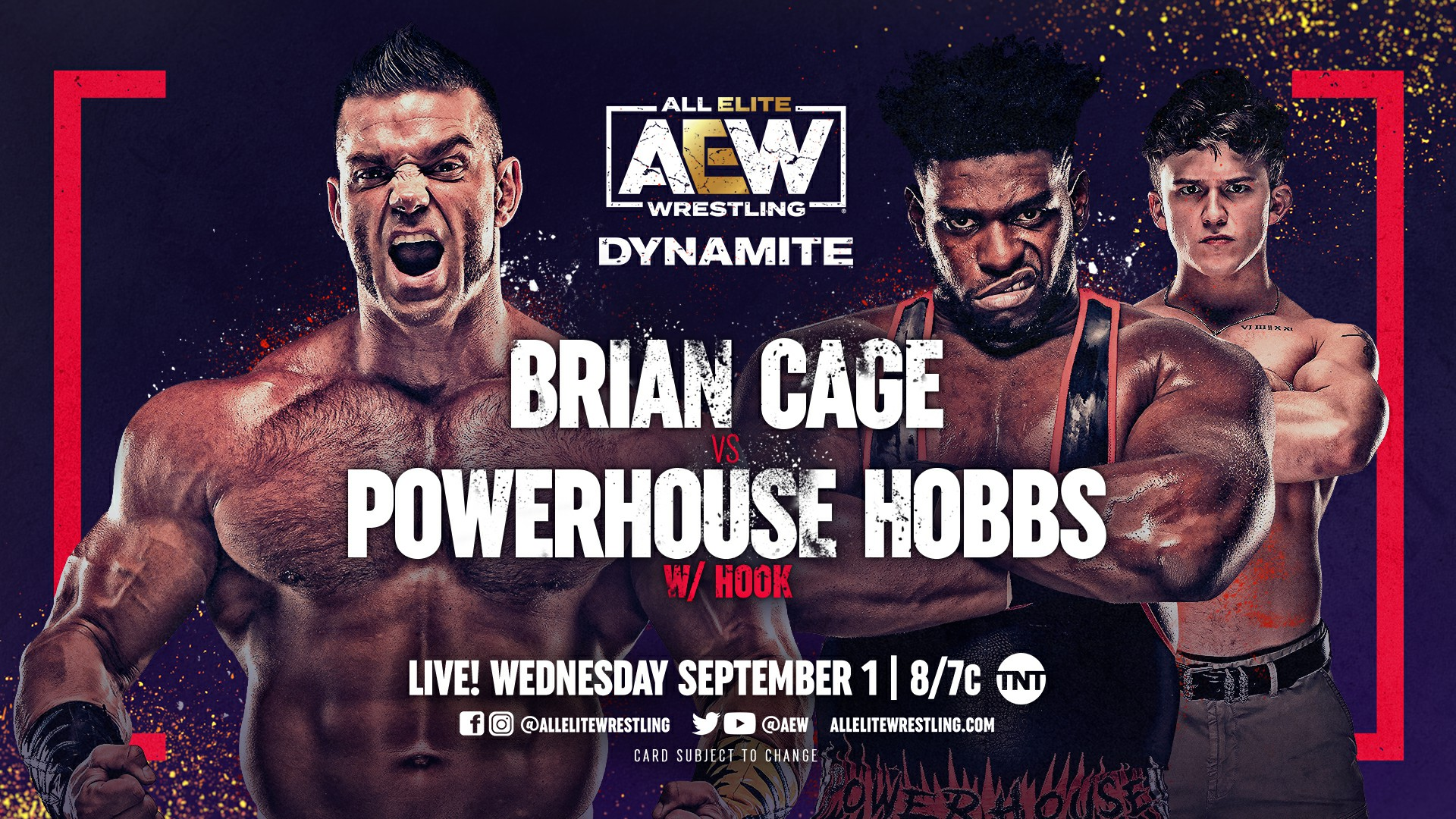AEW Dynamite IGNITE for 9/1/21