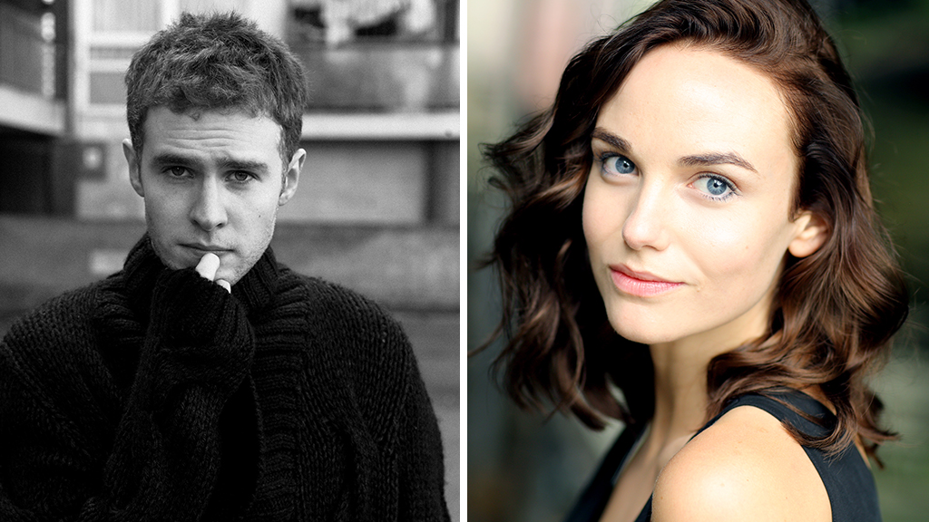 📺 Iain De Caestecker and @JoannaVanderham to lead cast of new thriller The Control Room coming to @BBCOne: bbc.in/3mPNcOE
