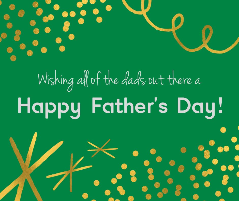 """🥳 Happy Father's Day! 🥳 When does a joke become a """"Dad Joke""""? When it becomes apparent. 😂  Tell us your favourite dad joke in the comments."""