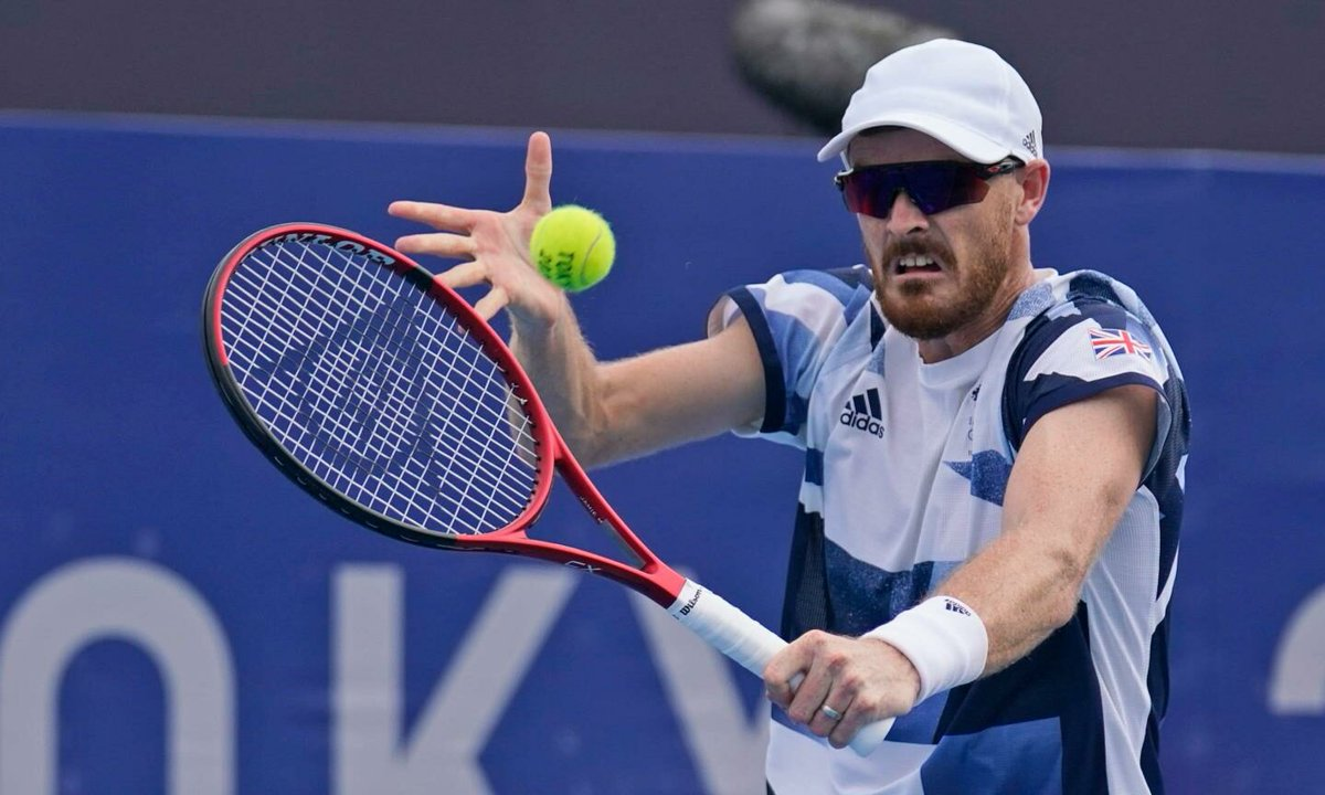 Jamie Murray: More indoor courts, new talent coming through and regular live events is what we want our tennis legacy in Scotland to be dlvr.it/S6jgz8