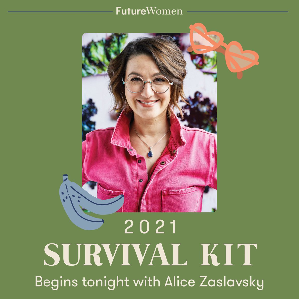 I'm cooking my BBB from #inpraiseofveg with @JamilaRizvi for the @FutureWomen Survival Kit tonight. Come with! 🎉