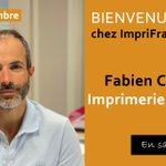 Image for the Tweet beginning: 🚩✅ Une 76è imprimerie rejoint