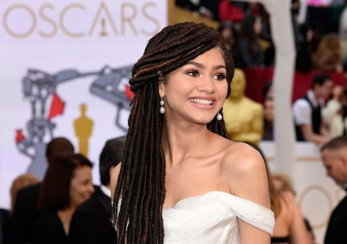 Happy 25th birthday Zendaya! We look back on the actress\s most iconic red carpet looks