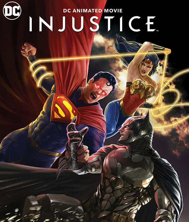 Анимационный фильм по Injustice выйдет 19 октября (E)