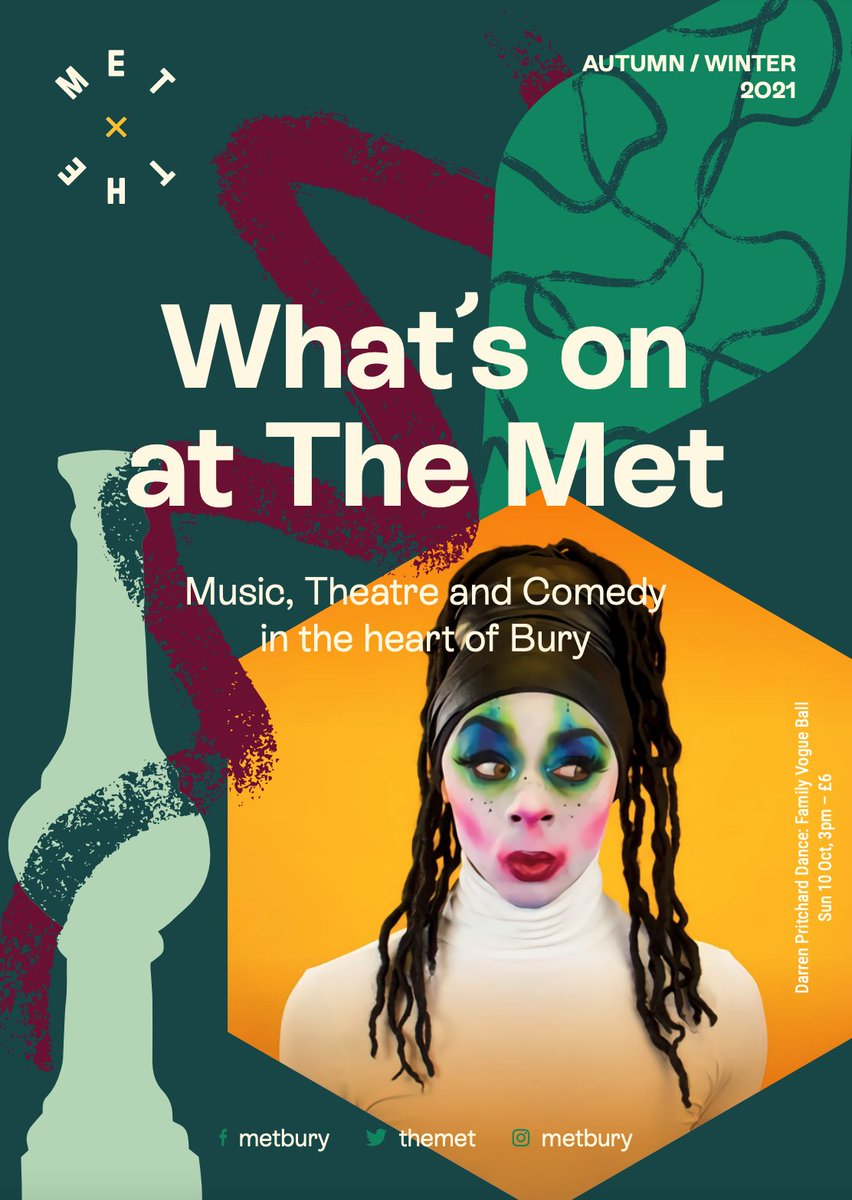 Happy 1st September! Autumn came round fast, didn't it?! 🍂 Be amongst the first to see our brand new Autumn/Winter brochure with our downloadable PDF! 👉ow.ly/gzKo50G2syN What are you going to come and see this season? 🙌🎤