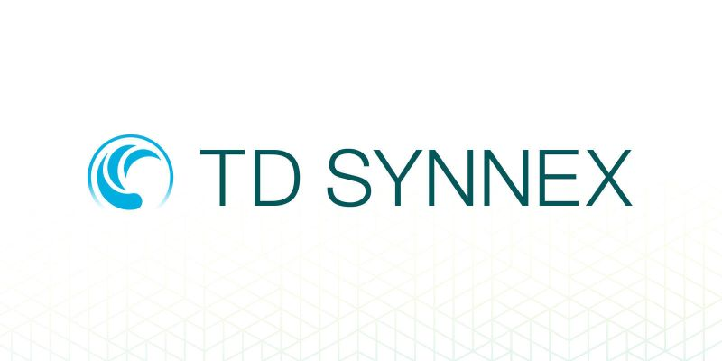 Proud to announce TD SYNNEX! Created from the…