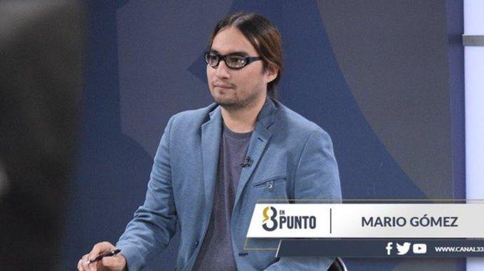 PNC detiene a informático Mario Gómez, opositor al bitcoin