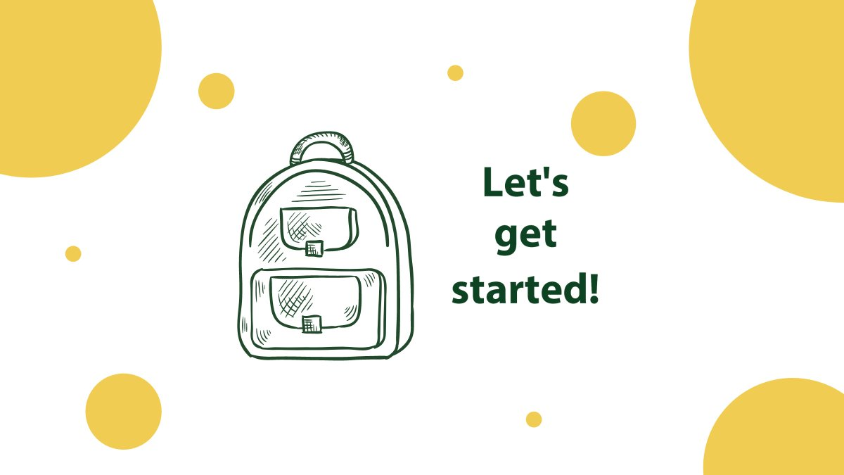 Just like that, @TrinityAcadBrad students are back tomorrow! Here are 5 tips for going back to school… 1. Pack your school bag tonight. 2. Go to bed early. 3. Eat something for breakfast. 4. Remember be yourself and be kind to others. 5. Don't be afraid to ask for help.