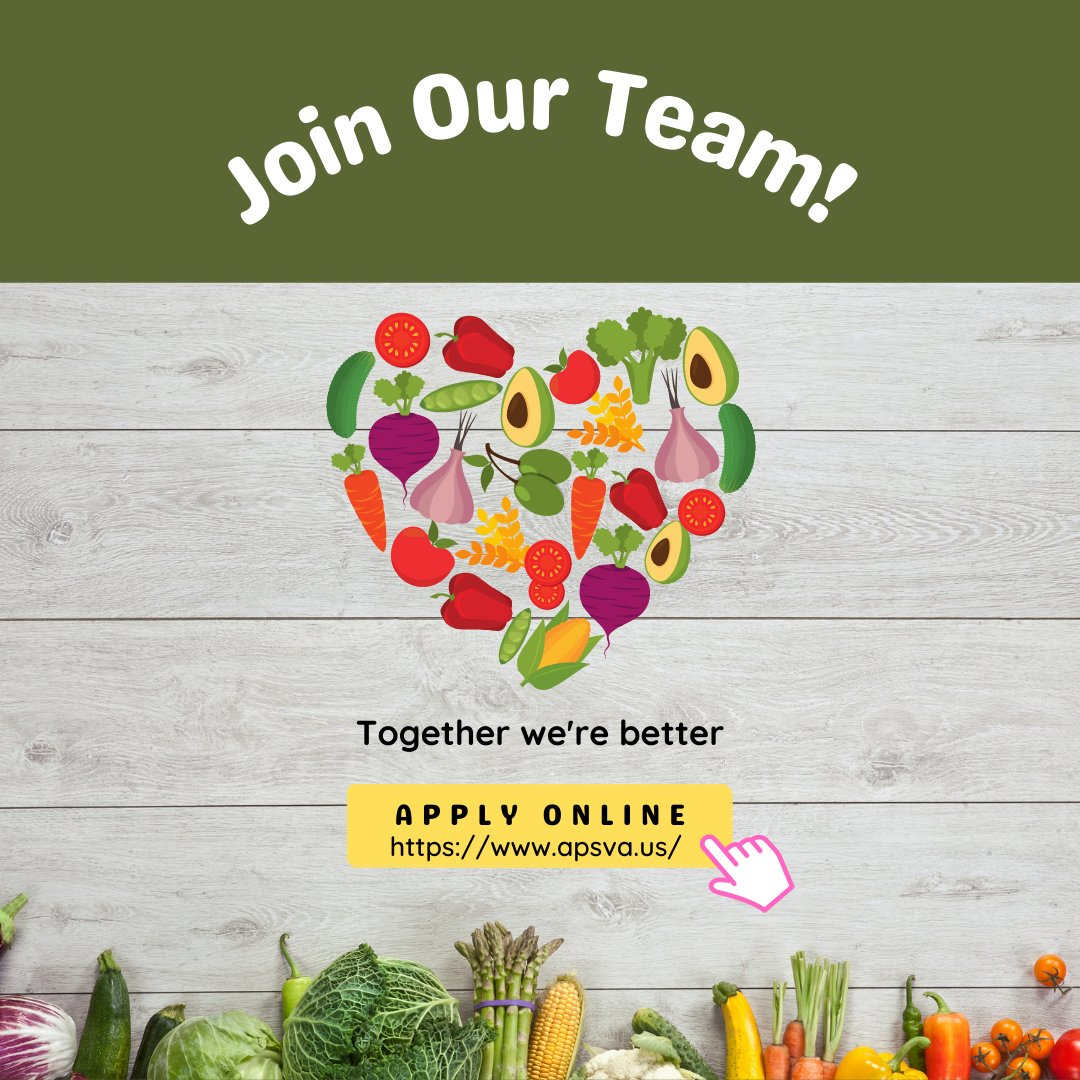 Interested in joining our team? Apply online today! <a target='_blank' href='https://t.co/sKbUNtNYxu'>https://t.co/sKbUNtNYxu</a>