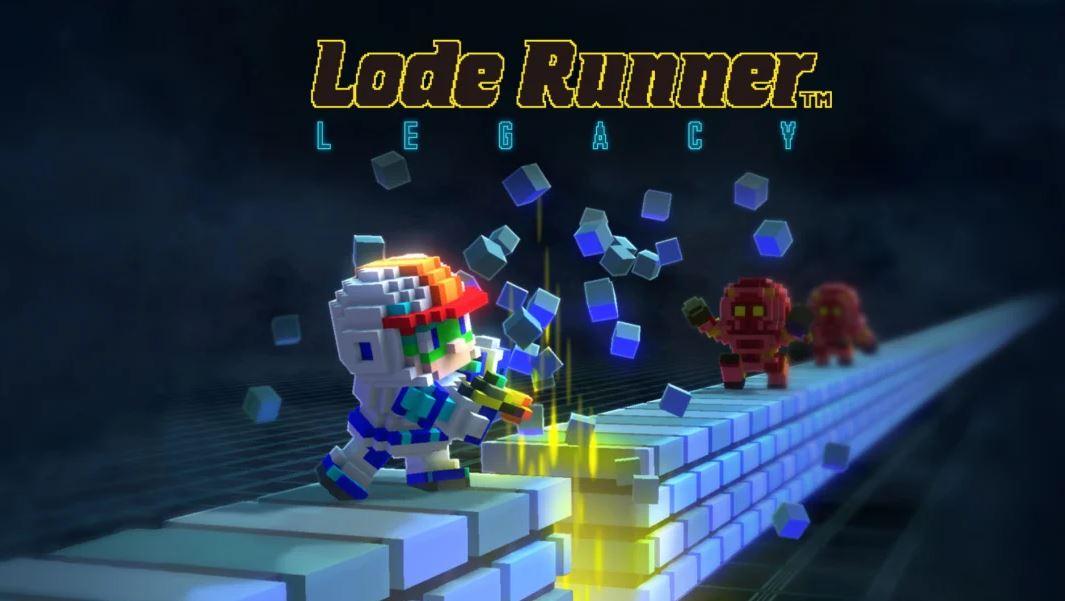 Lode Runner Legacy (S) $5.99 via eShop.