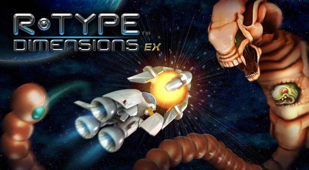 R-Type Dimensions EX (S) $7.49 via eShop.