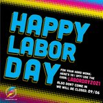Image for the Tweet beginning: Labor Day is just around