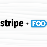 Image for the Tweet beginning: FooSales with @Stripe payments integration