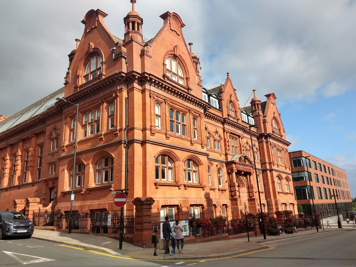 Finally home after covering 6 hours of council meetings today which featured my first trip to Salford Civic Centre and took me to Wigan town hall too. Back at the Embankment building tomorrow for Salford's planning panel! #LDReporter