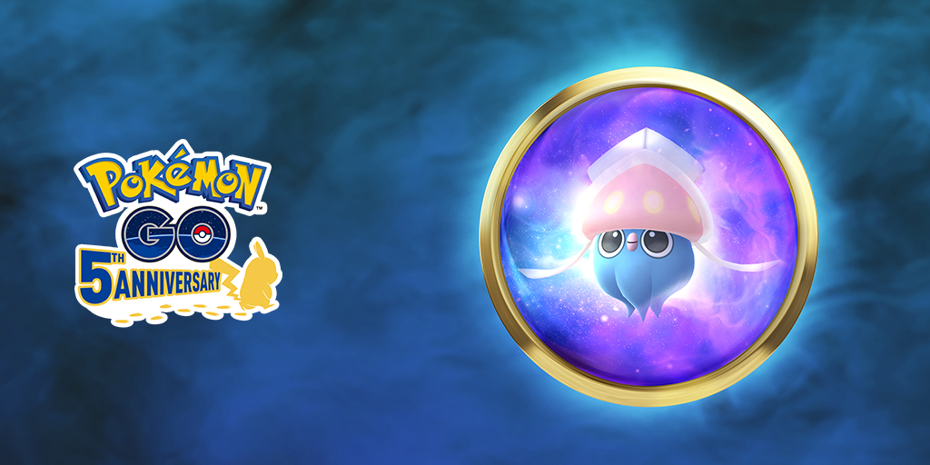 Get psyched, Trainers! 🔮 Inkay and Malamar will make their Pokémon GO debuts during the Psychic Spectacular event! pokemongolive.com/post/psychic-s…
