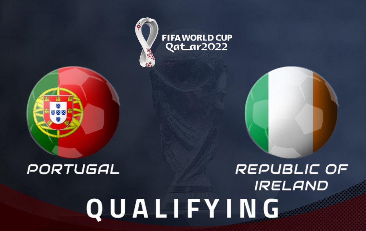 Portugal vs Republic of Ireland Full Match & Highlights 01 September 2021