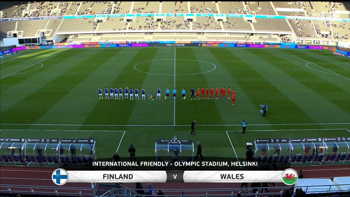 Full match: Finland vs Wales