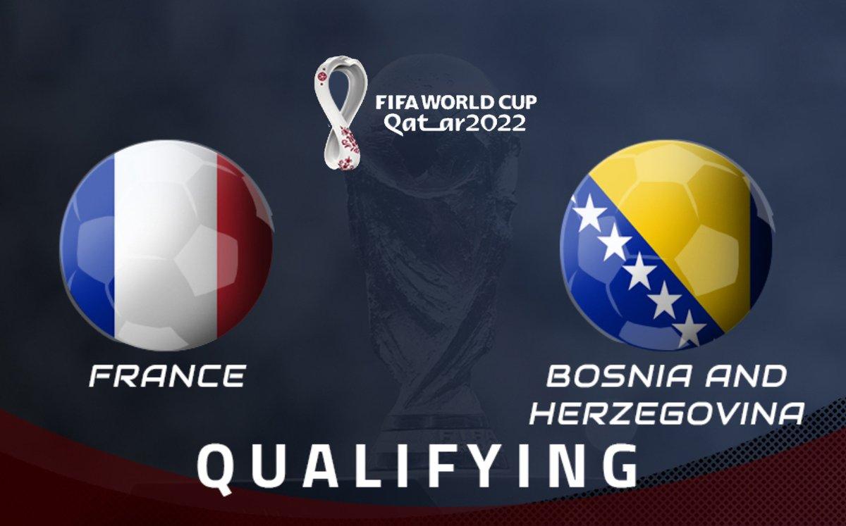 France vs Bosnia-Herzegovina Full Match & Highlights 01 September 2021