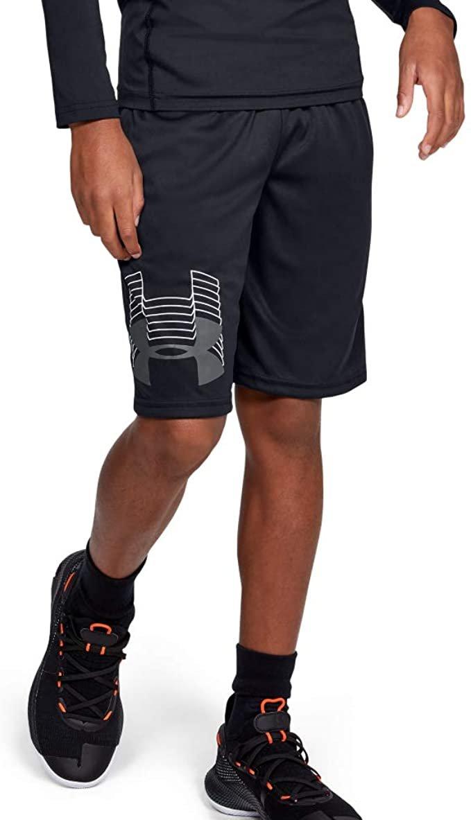 Under Armour Boys' Prototype Logo Shorts  Only $9.99!!