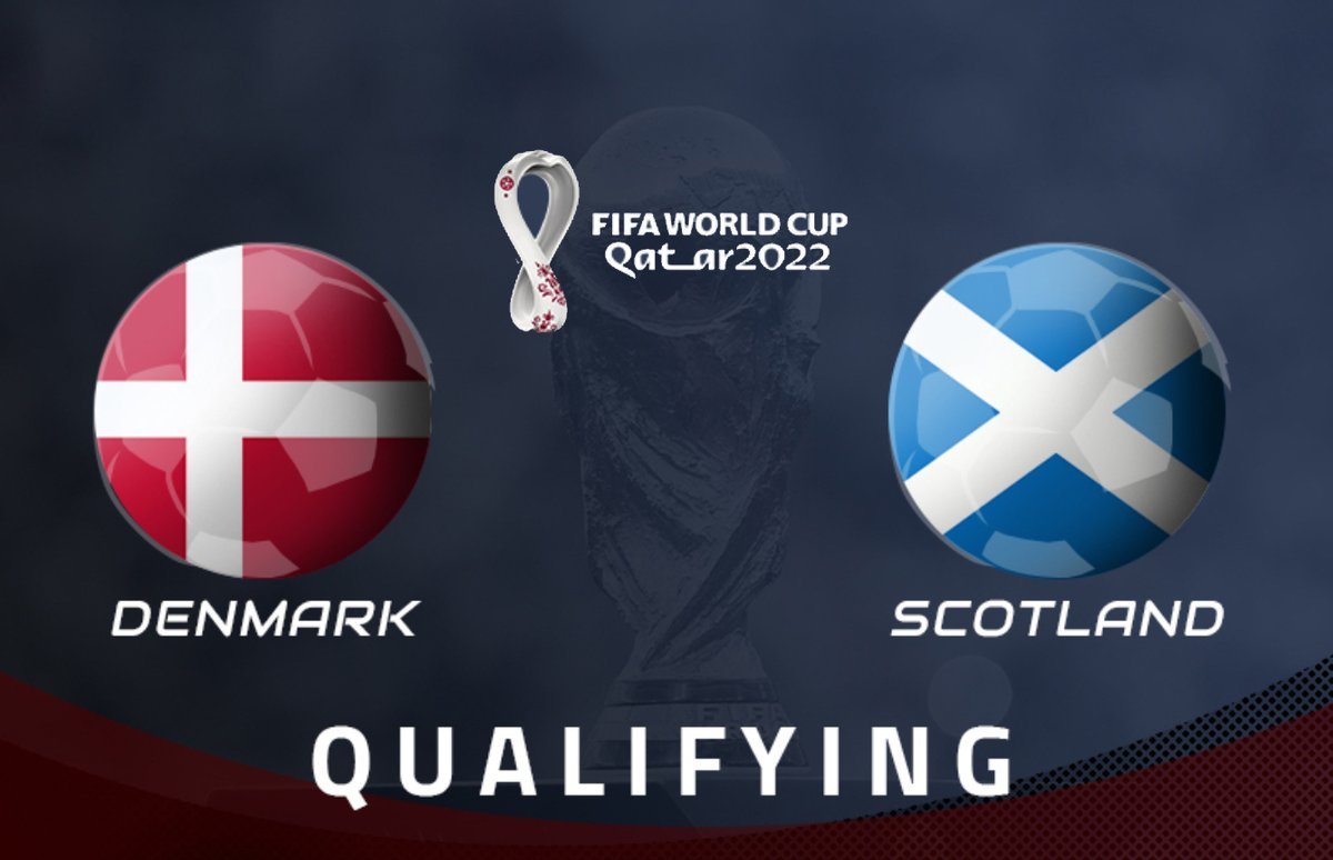 Denmark vs Scotland Highlights 01 September 2021