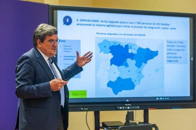 Foto cedida por Ministerio de Inclusión