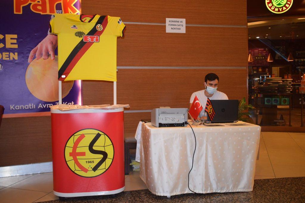 Eskişehirspor forması 50 TL!