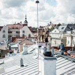 Image for the Tweet beginning: 😉Estonia's capital, Tallinn is an