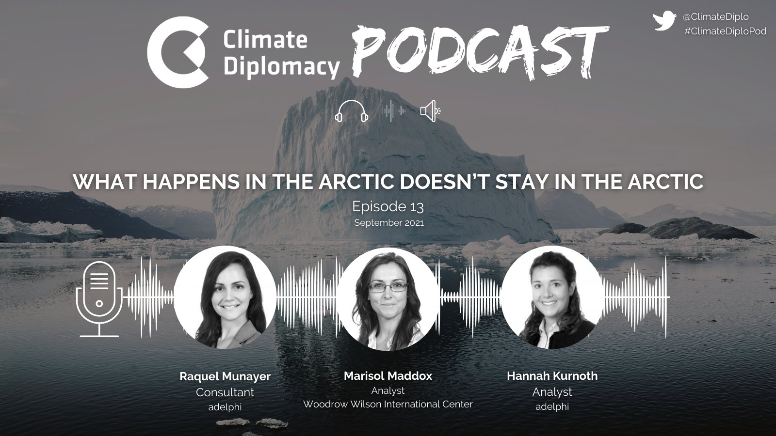 19+ Climate Diplomacy on Twitter