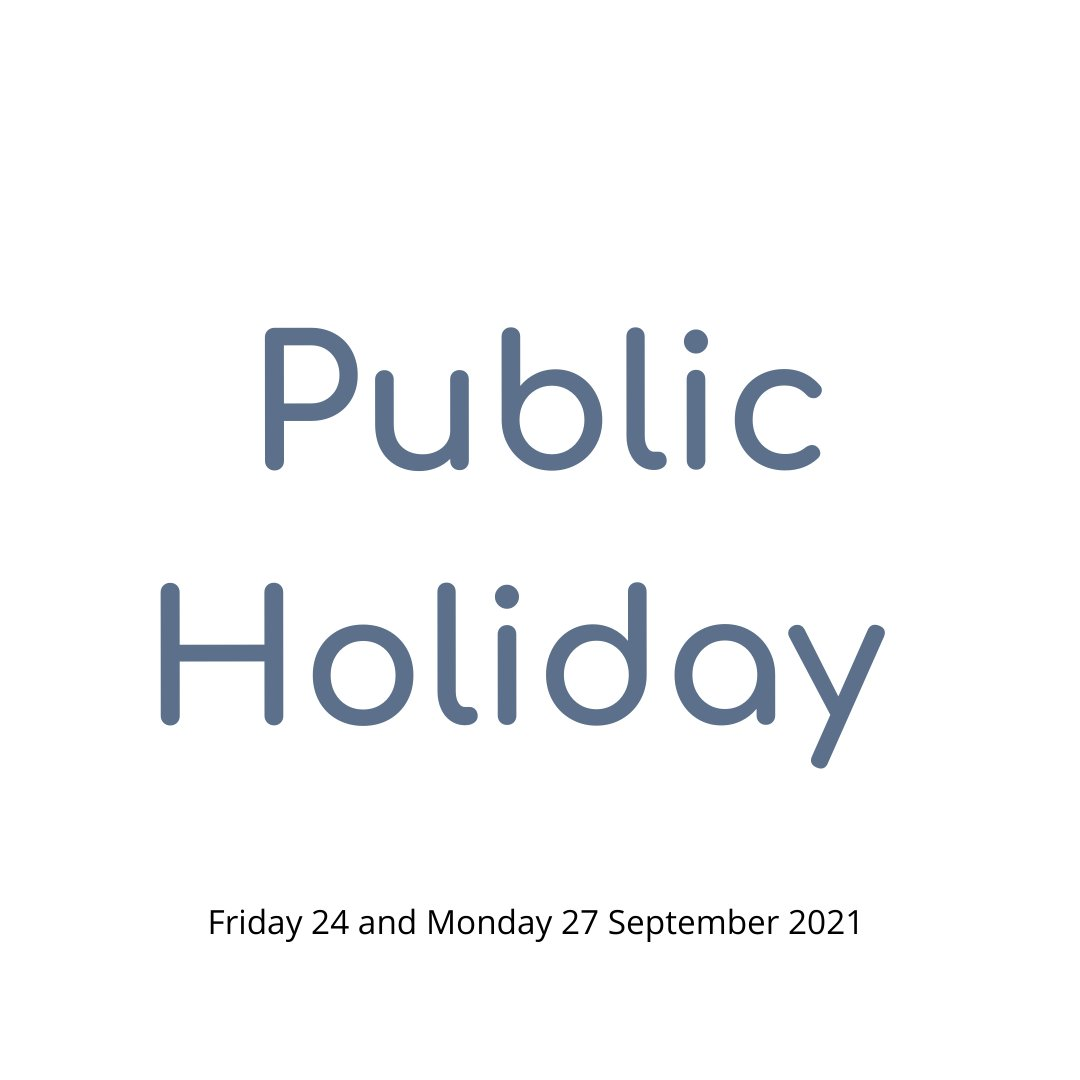 On Friday 24 and Monday 27 September we will be closed for the public holiday. If you have an emergency please call 0141 560 6000 where you will be diverted to our Concierge team. For Emergency Repairs please call 0800 595 595. https://t.co/1l83r4WVCl