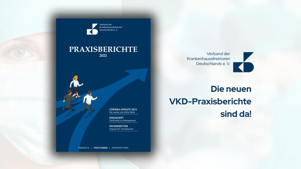 VKD-Praxisberichte 2021 mit aktuellem Interview zu den Wahlen erschienen https://t.co/29UHgShmDD https://t.co/IKjhMI1nXB