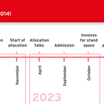 Image for the Tweet beginning: #drupa will finally take place