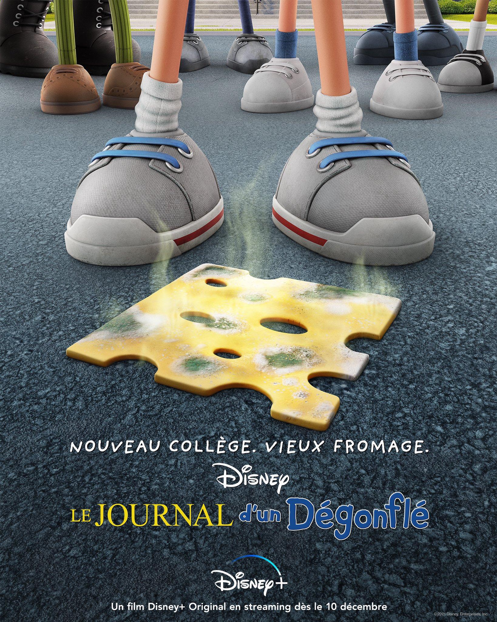 Le Journal d'un Dégonflé [20th Century - 2021] E-Sd2vFXIAAalQe?format=jpg&name=large