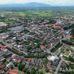 Image for the Tweet beginning: #VirtualThailand: Drone photos of Lamphun,
