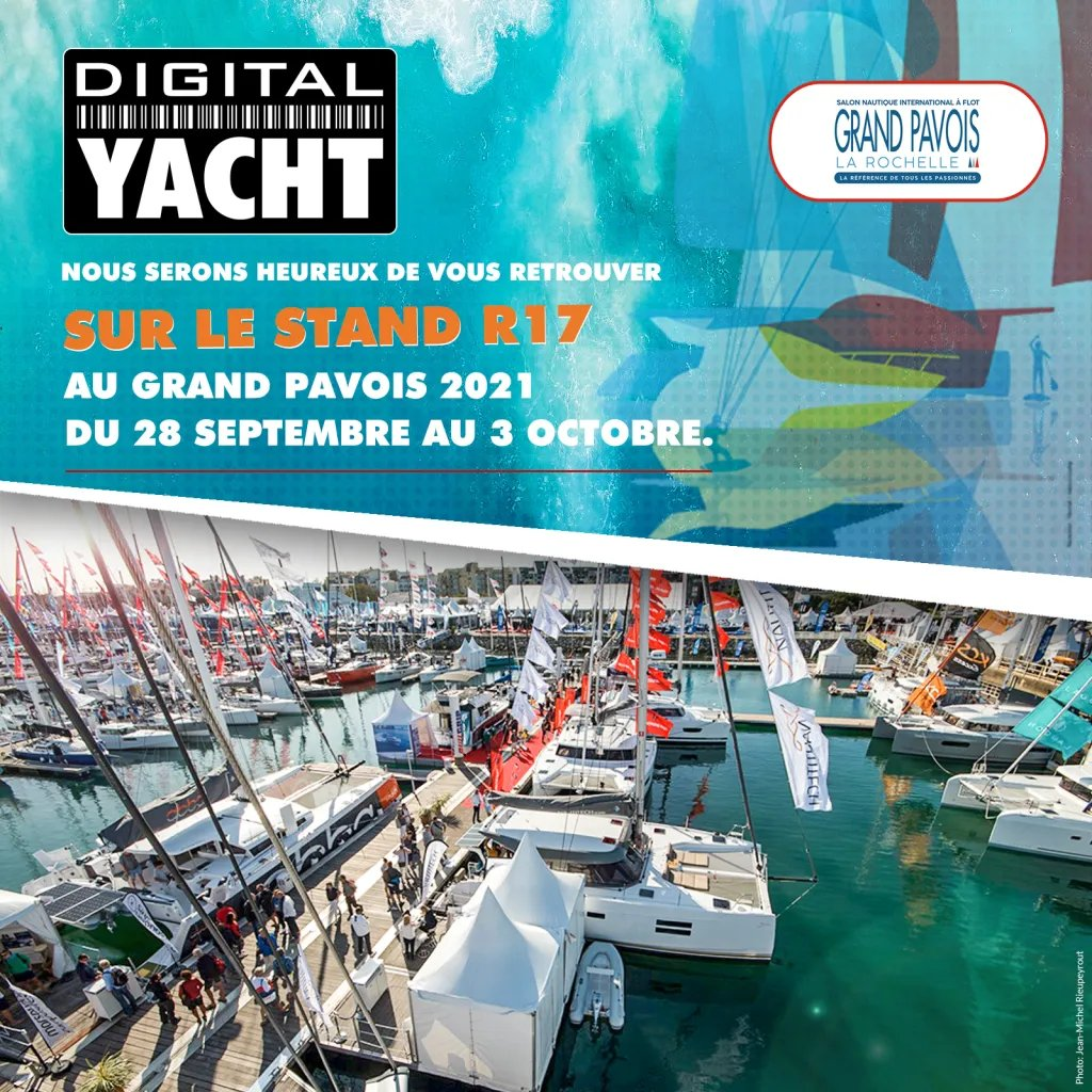 More #boat shows this month - come and see @digitalfrance in La Rochelle - starts 28 September.  New products and great deals too at @GrandPavois - best #sail boat show in Europe https://t.co/Cp0OKXZpKt