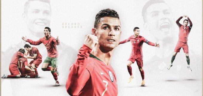 كريستيانو يسجل 111 هدفًا و يصبح أعظم هداف دولي في كل العصور. ضد من ؟ ماهي...