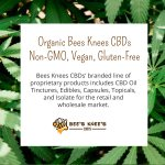 Bees Knees CBDs' branded line of proprietary products includes CBD Oil Tinctures, Edibles, Capsules, Topicals, and Isolate for the retail and wholesale market. #hempoilextract #cbdoil #cannabidiols #cbdhelps https://t.co/FmCdt67AXW