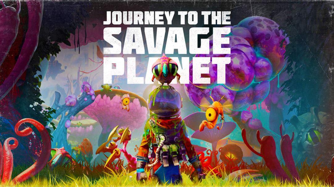 Journey to the Savage Planet (S) $11.99 via eShop.