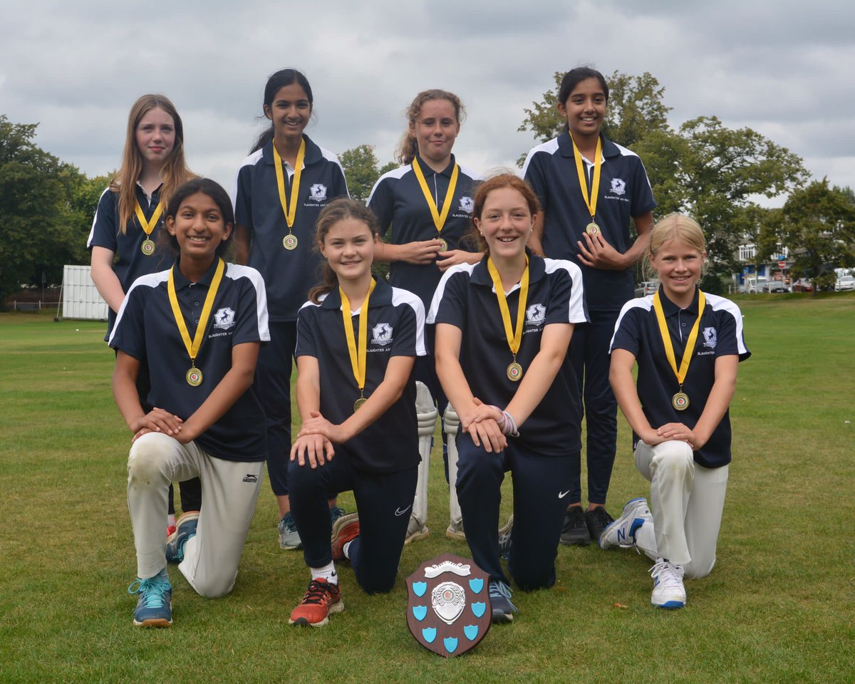 Summer Success 🏏 Great to see Afrah and Annabelle doing so well with Richmond CC 🏆
