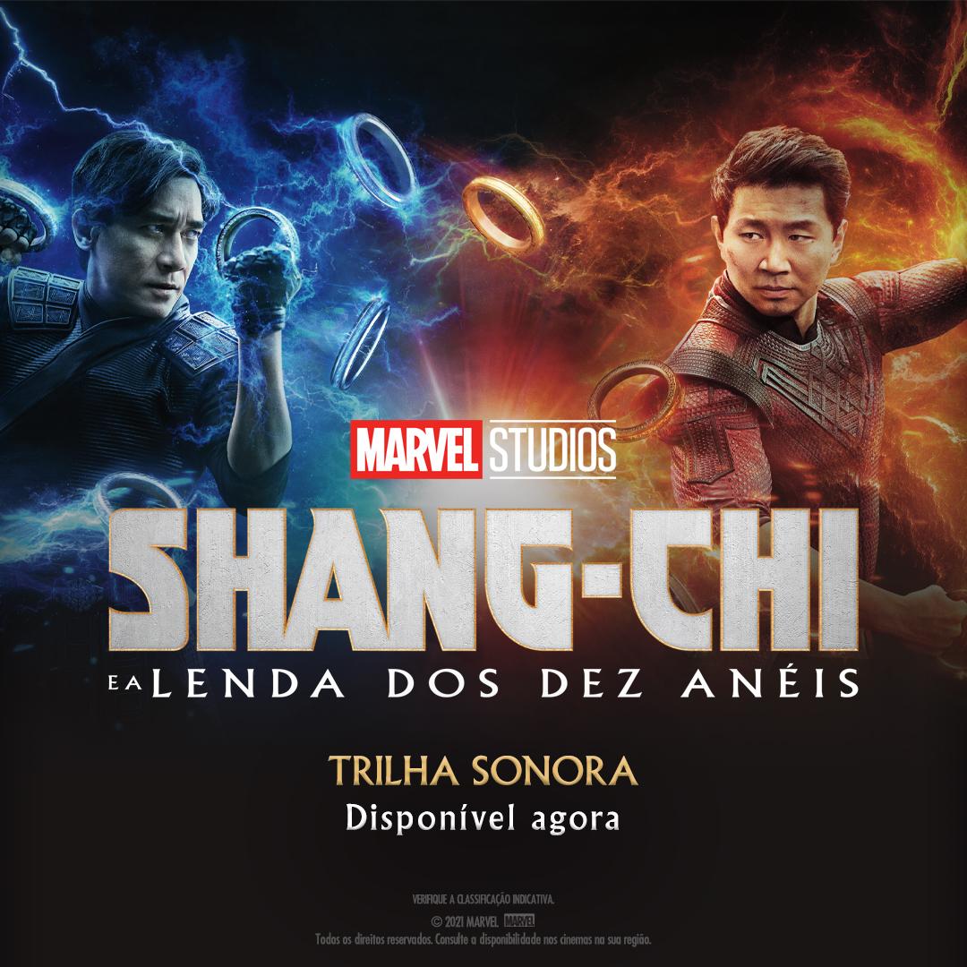"""Confira a trilha sonora de """"Shang-Chi e a Lenda dos Dez Anéis"""""""